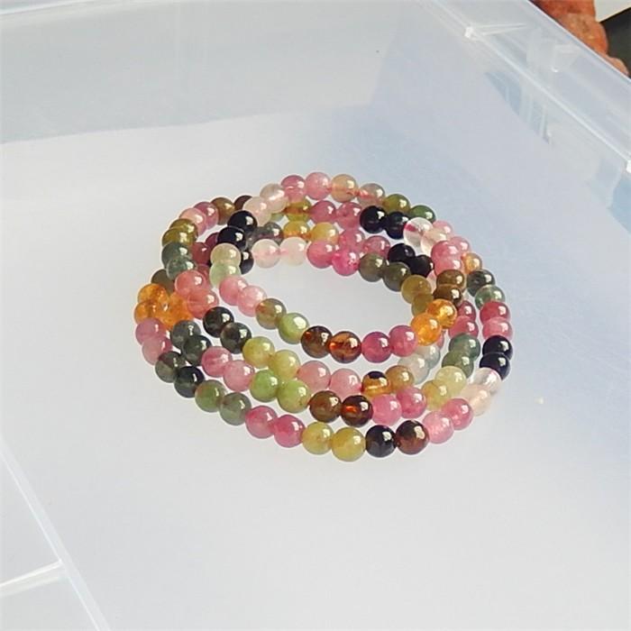 86ct 57mm New Design Beautiful Tourmaline Bracelet(18042411)