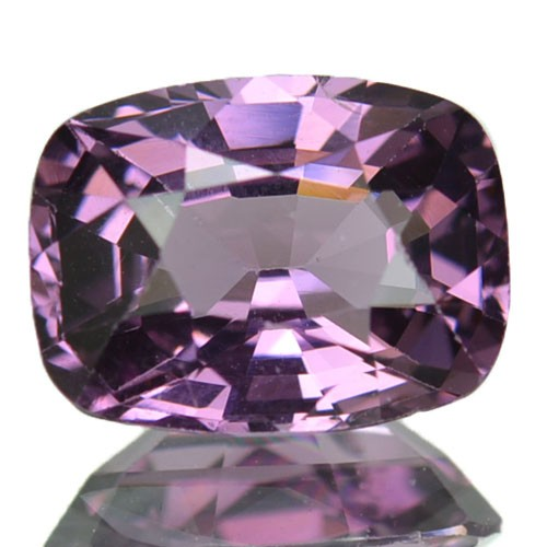 2.47 Cts Natural Nice Violet Spinel Cushion Cut Burmese