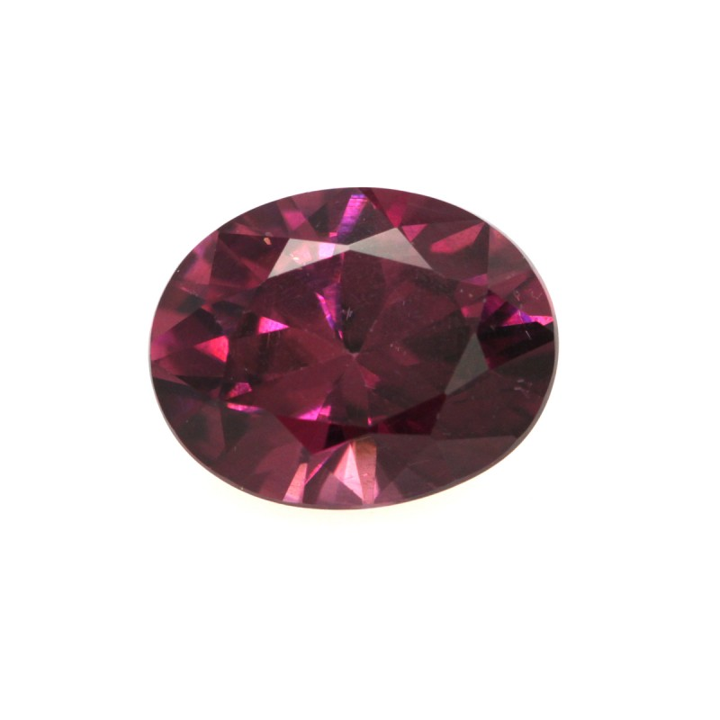 2.55cts Natural Rhodolite Garnet Oval Cut