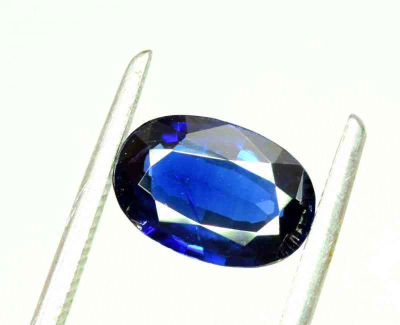 Certified  Ceylon Untreated Sapphire Gemstone