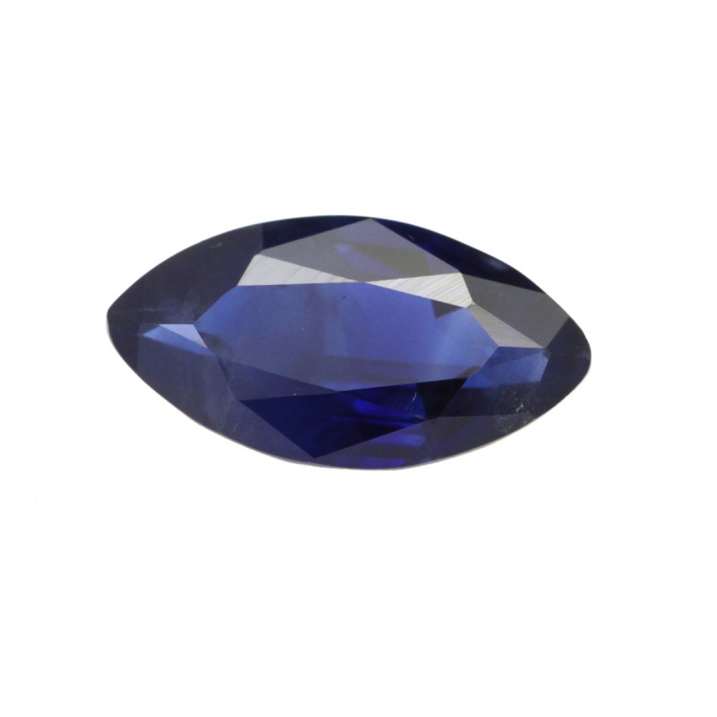 1.22cts Natural Australian Blue Sapphire Marquise Shape