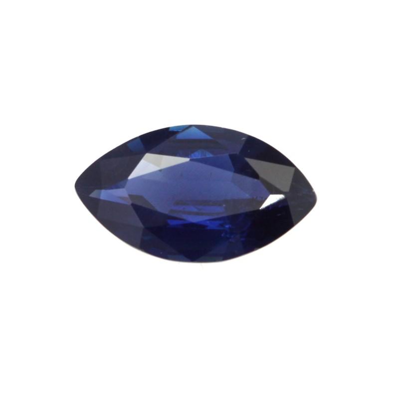 1.62cts Natural Australian Blue Sapphire Marquise Shape