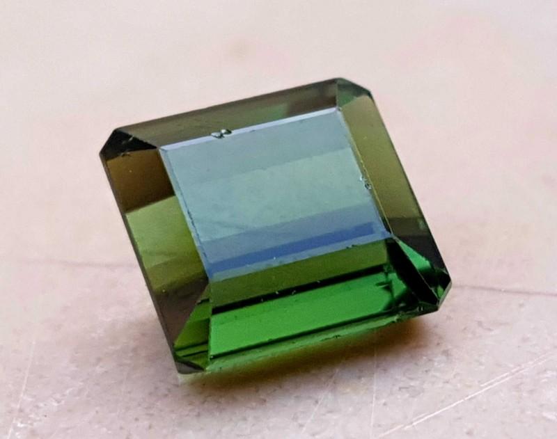 3.45 Cts Tourmaline Yellowish Green Gemstone Made For Rings~~~~ MADAGASCAR