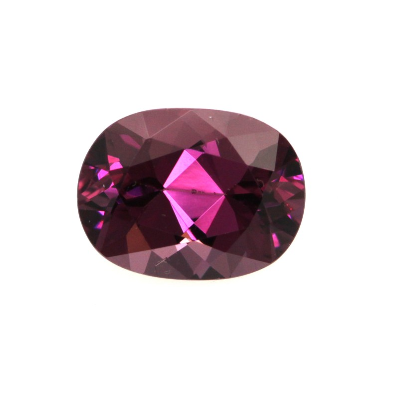 1.73cts Natural Rhodolite Garnet Oval Cut