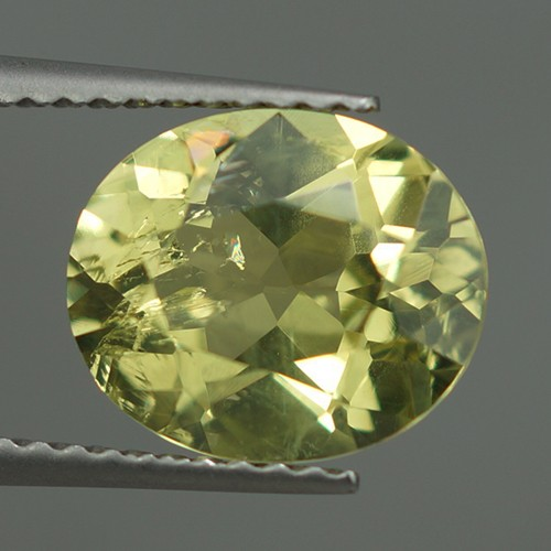 3.18 CT AAA QUALITY  NATURAL CHRYSOBERYL - CR12