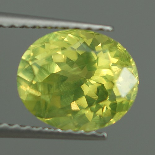 2.61 CT TOP QUALITY  NATURAL CHRYSOBERYL - CR13