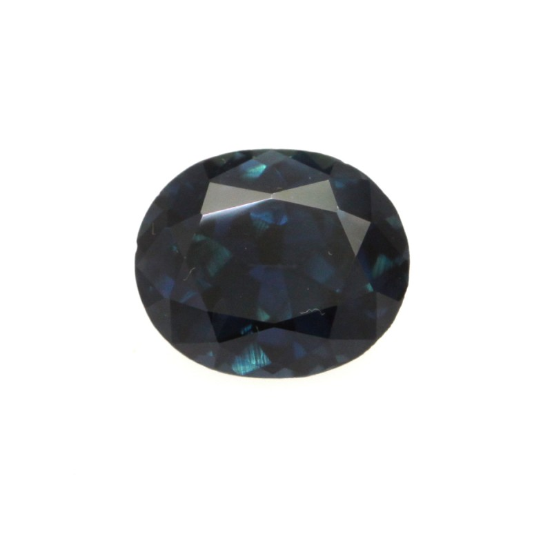 0.82cts Natural Australian Blue Sapphire Oval Shape