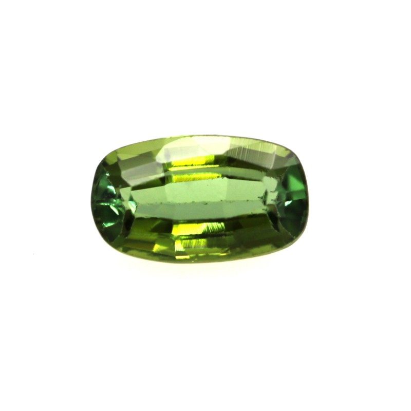 0.50cts Natural Green Tourmaline Oval Cut