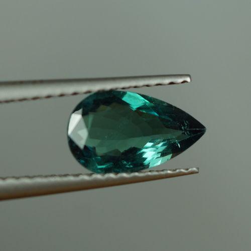 1.06 ct Excellent !! Natural Pear Shape Color Change Alexandrite