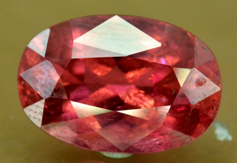 5.20 ct Natural Untreated Rubelite Tourmaline from Afghanistan