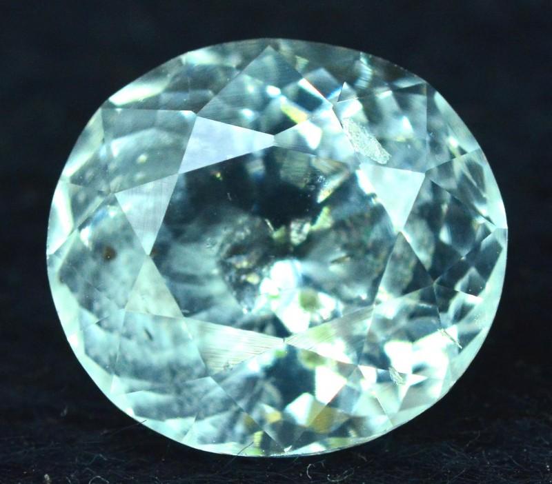 4.45  cts Untreated Aquamarine Loose gemstone from Pakistan (MR)