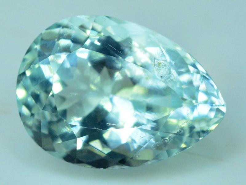 4.30 cts Untreated Aquamarine Loose gemstone from Pakistan (MR)