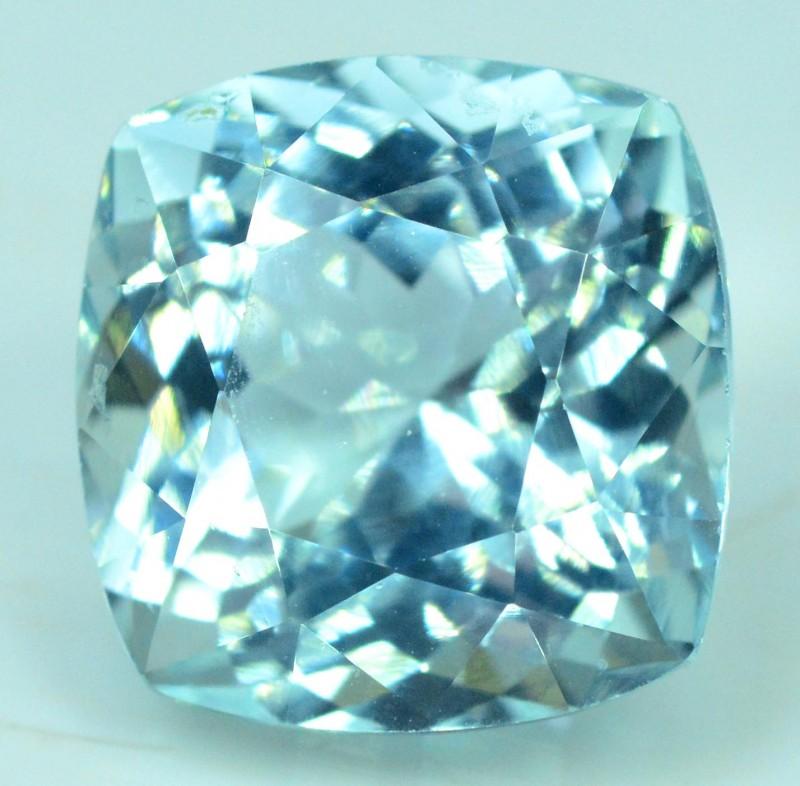 7.75  cts Untreated Aquamarine Loose gemstone from Pakistan (MR)