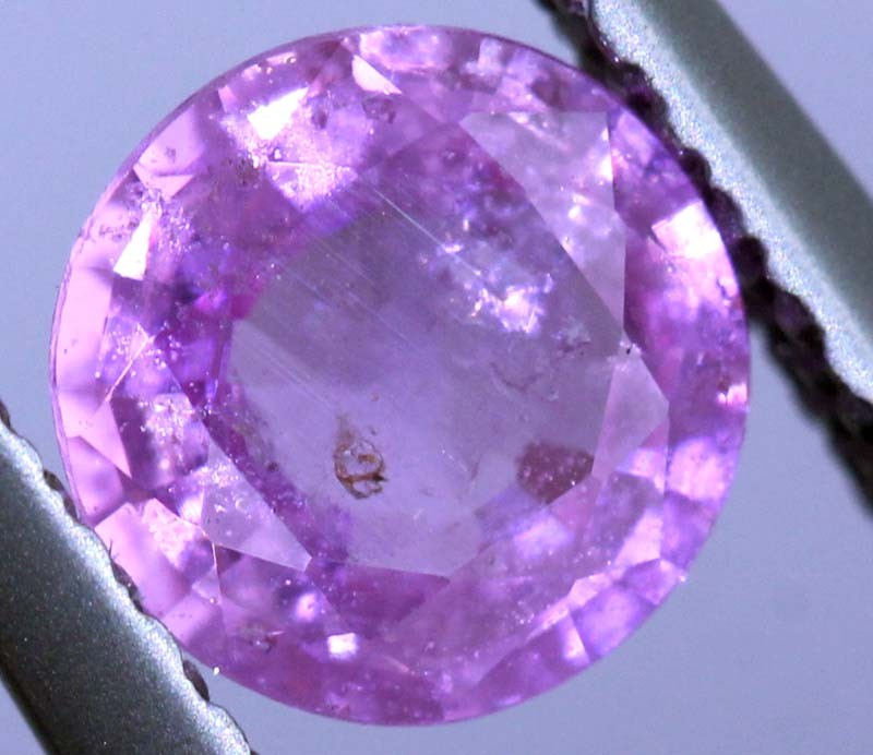 0.55CTS   PINK SAPPHIRES FACETED  GEMSTONE PG-2493