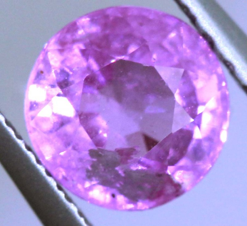 0.75CTS   PINK SAPPHIRES FACETED  GEMSTONE PG-2494