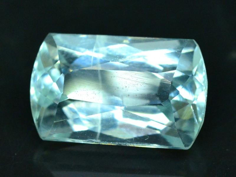 6.85 carats Natural Aquamarine Loose Gemstone from Pakistan