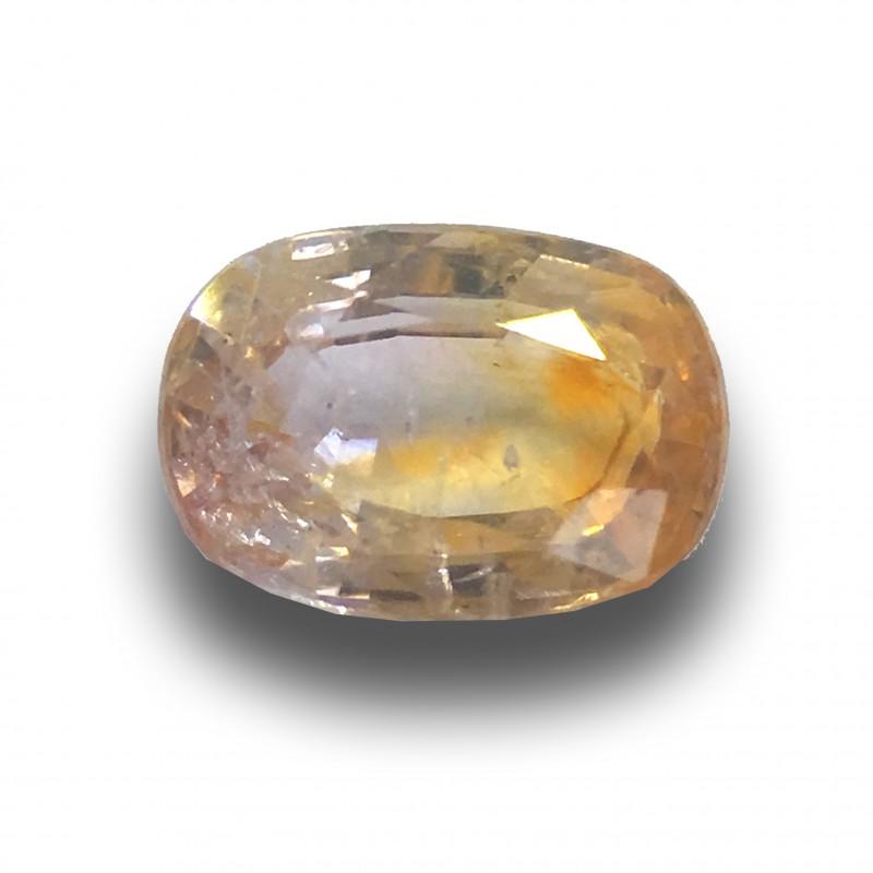 Natural Fancy Sapphire|Loose Gemstone| Sri Lanka - New