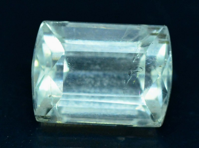 3.60 cts Untreated Aquamarine Loose gemstone from Pakistan