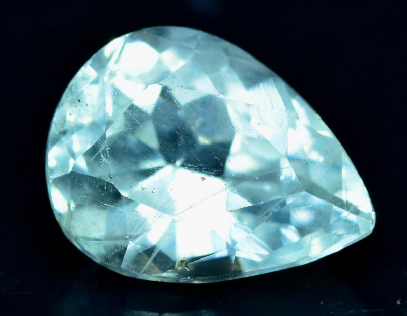 4.75 cts Untreated Aquamarine Loose gemstone from Pakistan
