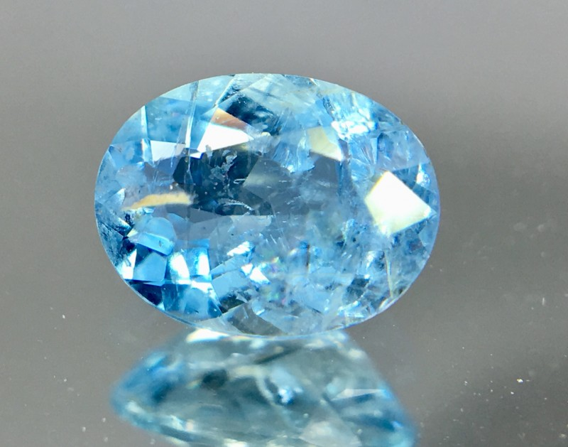 0.55 Crt Afghanite  Faceted Gemstone (R 176)