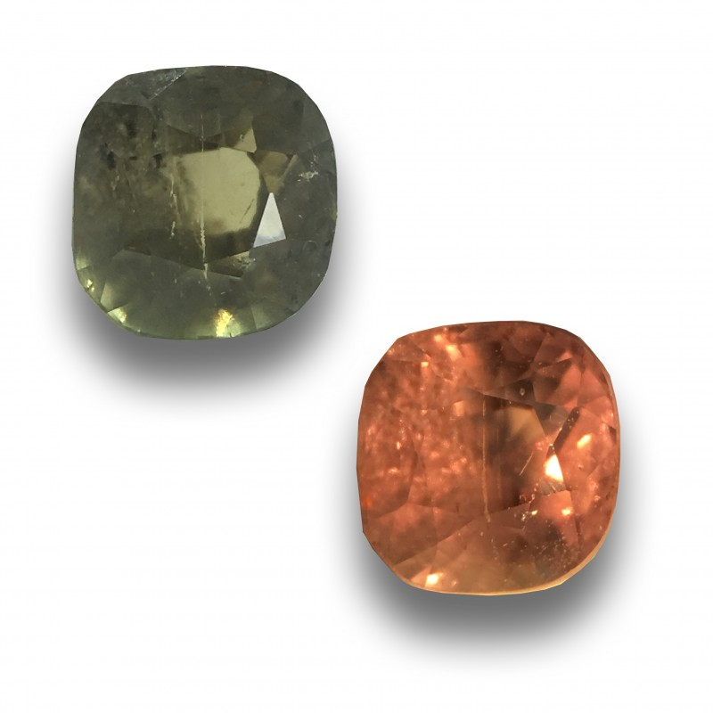 Natural Chrysoberyl Alexandrit|Loose Gemstone| Sri Lanka - New