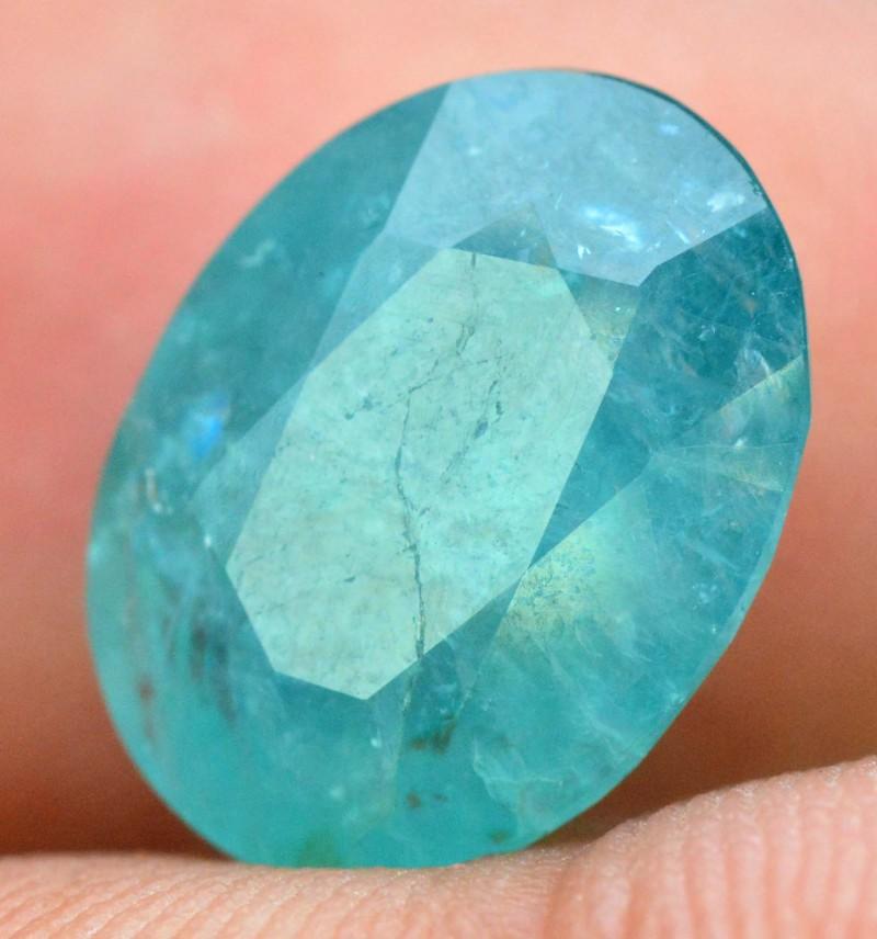 5.65 cts oval Cut Rare Grandidierite Gemstone