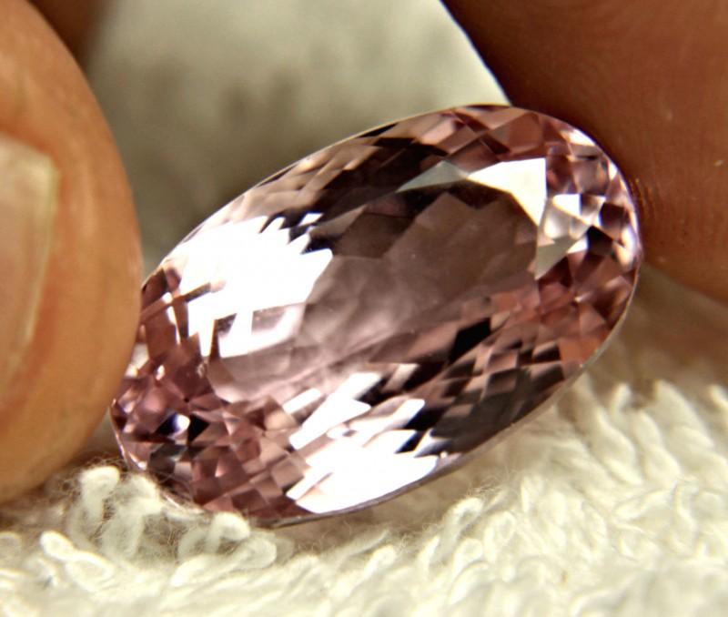 24.4 Carat VVS Himalayan Purple / Pink Kunzite - Gorgeous