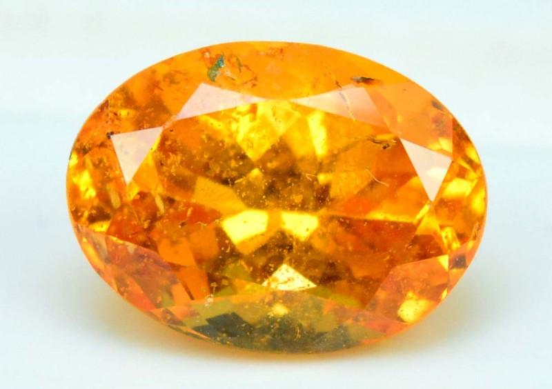 1.85 cts Natural Spessartite Garnet Loose Gemstone