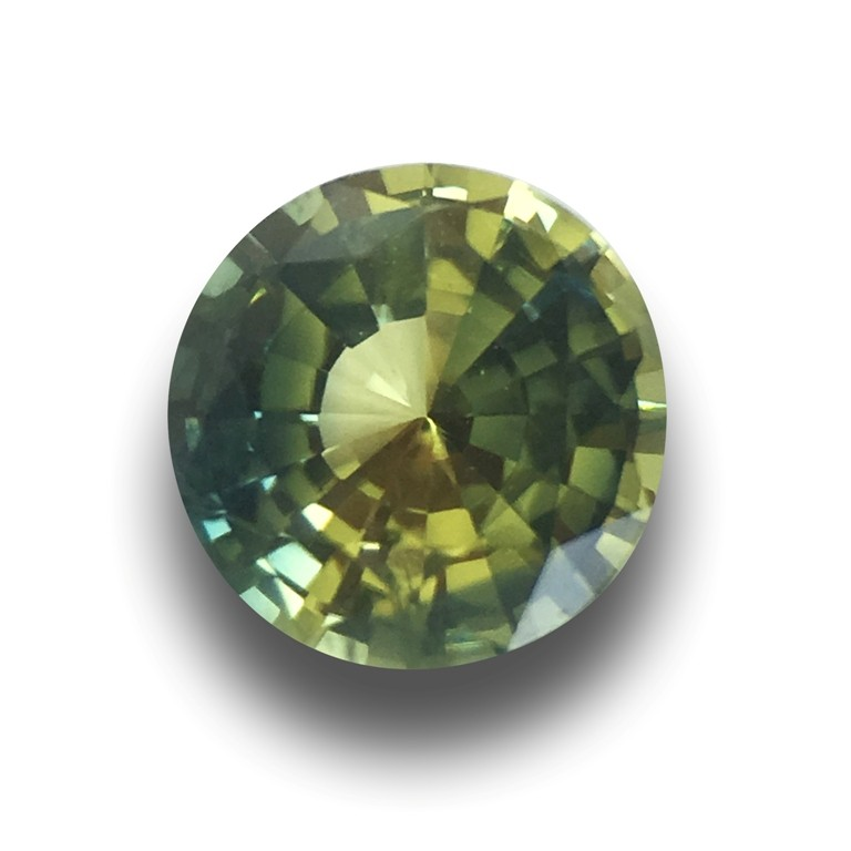 Natural Green Sapphire|Loose Gemstone| Sri Lanka - New