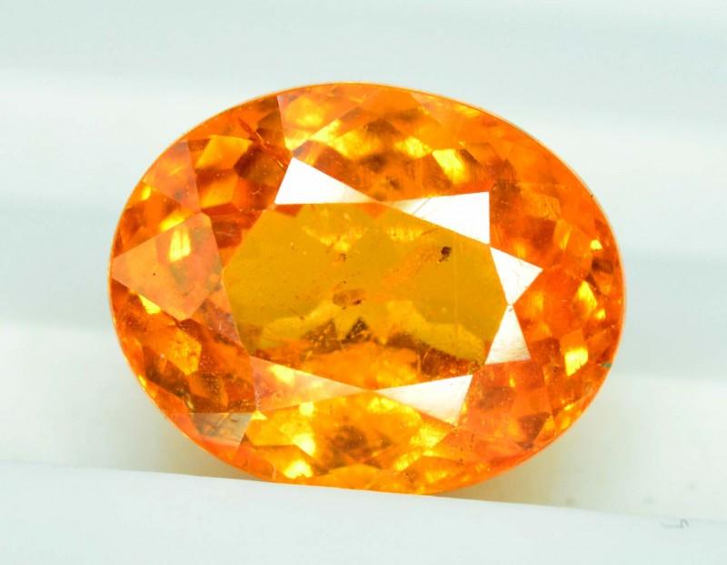2.35 cts Fanta Color Natural Spessartite Garnet Loose Gemstone