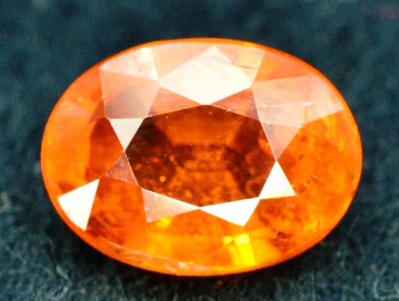 2.70 cts Fanta Color Natural Spessartite Garnet Loose gemstone