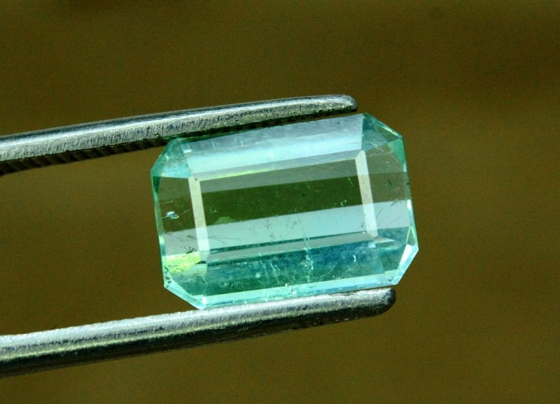2.45 cts Natural Tourmaline Loose Gemstone from Afghanistan