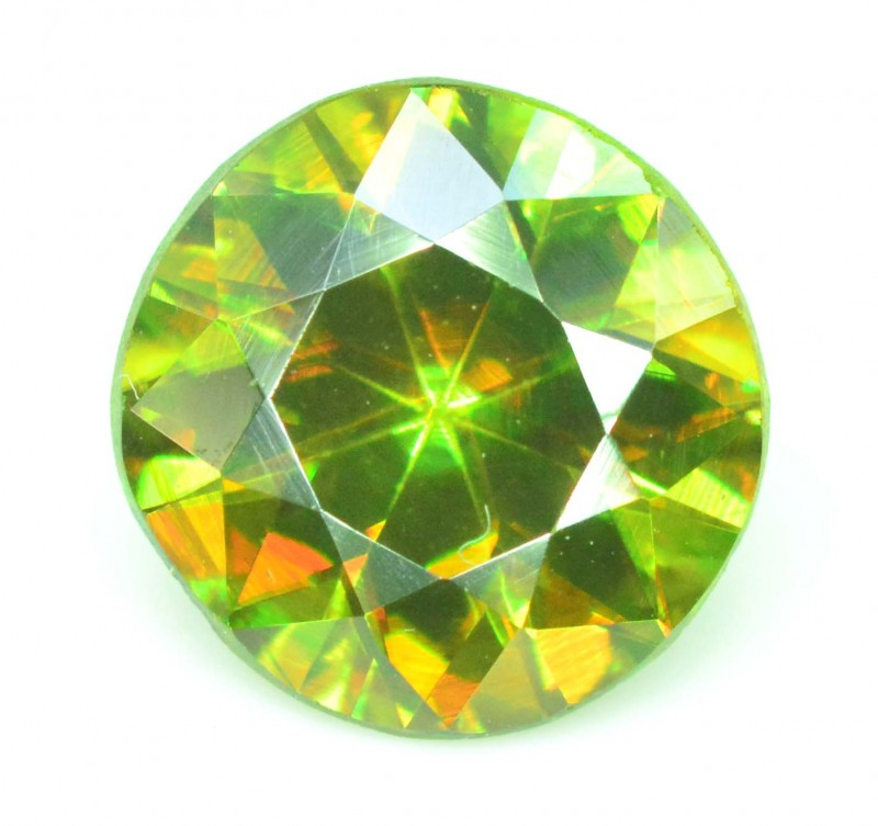 1.40 cts Top Grade Natural Sphene Titanite Loose Gemstone