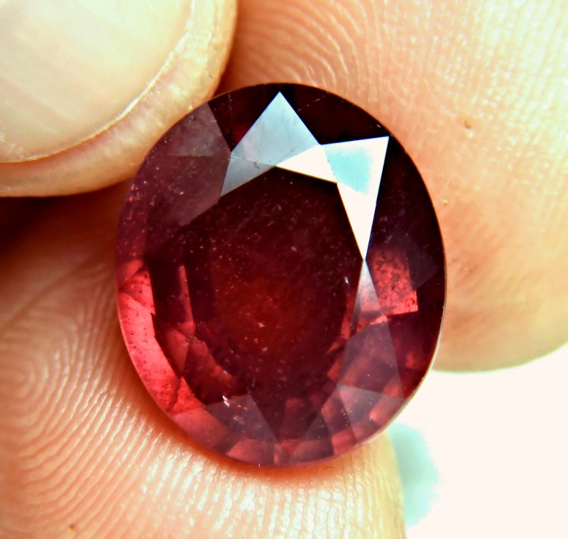 16.78 Carat Vibrant Red Ruby - Gorgeous