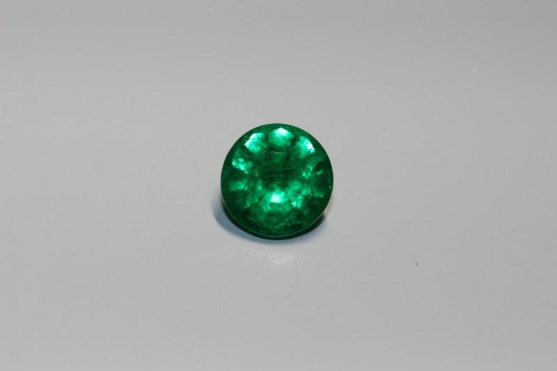 1.29 Panjshir Emerald. Vivid Green!