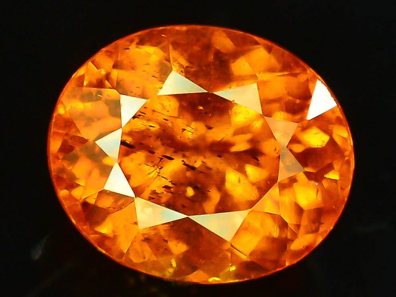 2.20 cts Natural Spessartite Garnet Loose Gemstone