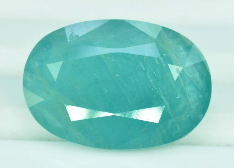 9.10 cts  oval Cut Rare Grandidierite Gemstone