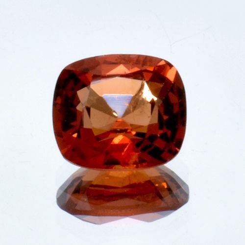 1.08 ct Beautiful certified orange Spinel