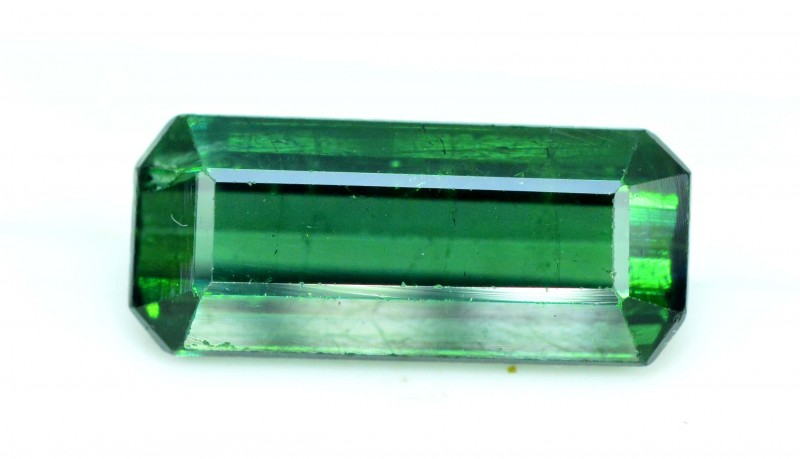 4.40 cts cts Emerald Cut Afghan Tourmaline Gemstone