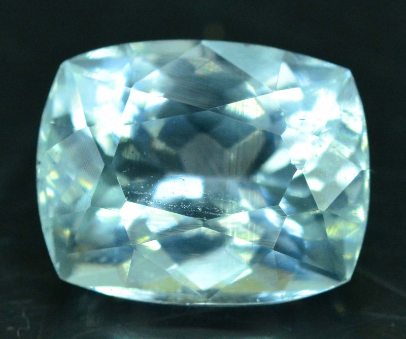 4.15 cts Untreated Aquamarine Loose gemstone from Pakistan(MR)
