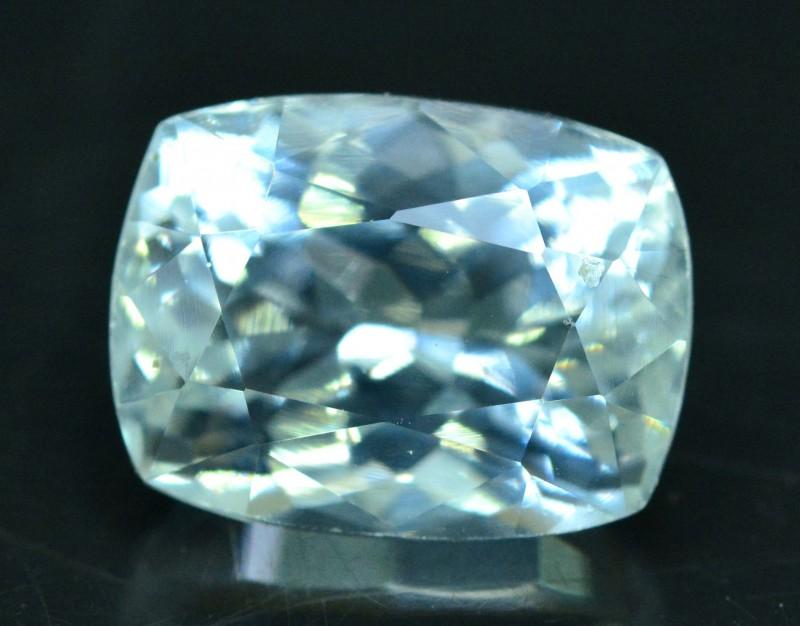 5.45 cts  Untreated Aquamarine Loose gemstone from Pakistan(MR)