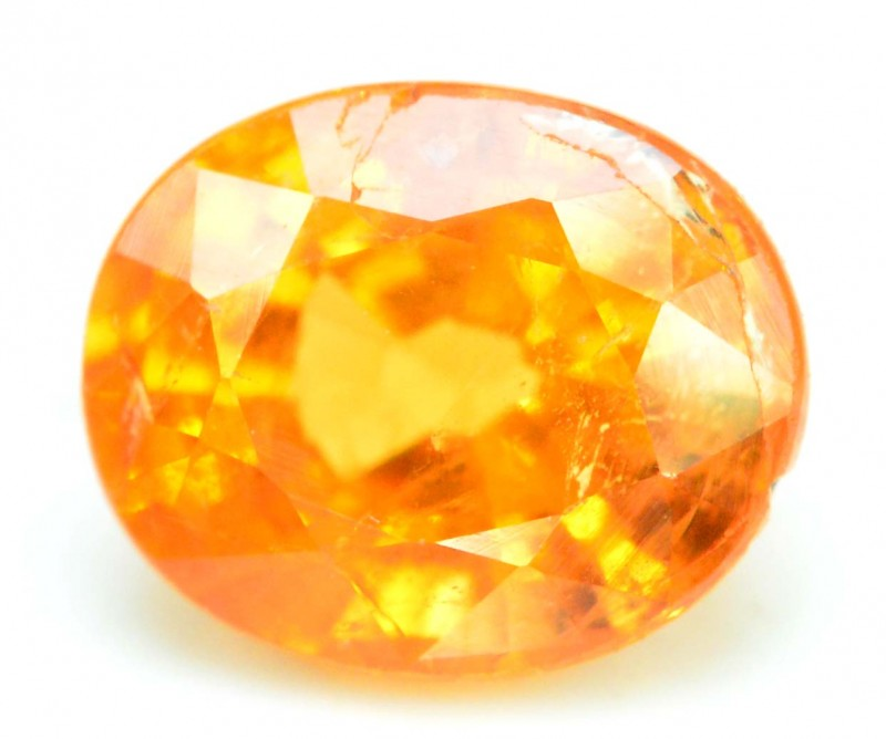 2.05 cts Natural Spessartite Garnet Loose Gemstone