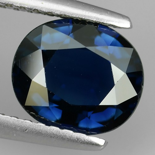 2.05 CTS MAJESTIC RARE NATURAL BLUE SAPPHIRE MADAGASCAR