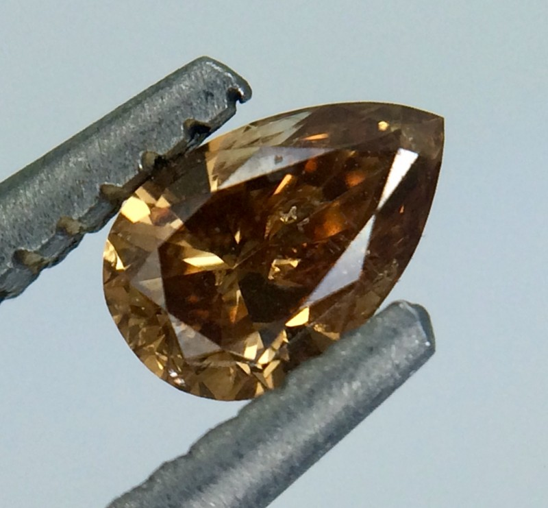 Natural Fancy Daimond Top Luster Gemstone D16