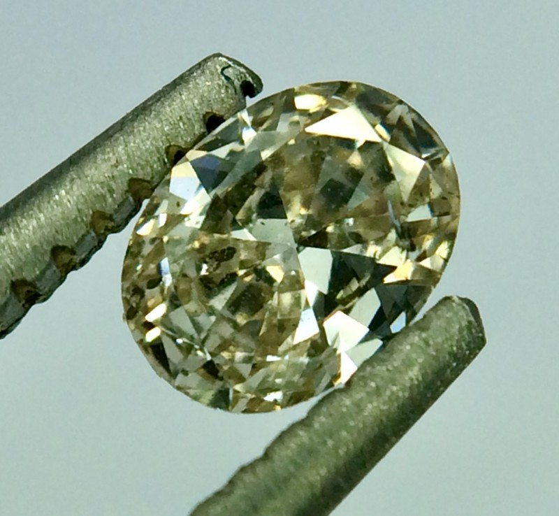 Natural Fancy Daimond Top Luster Gemstone D22