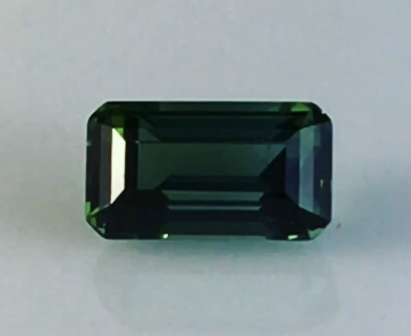 Master Cut Attractice Platinum Green Tourmaline with traces of Blue, Afghan