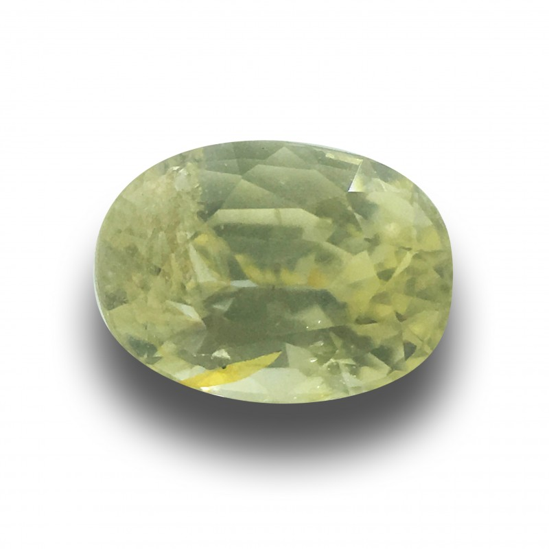Natural Yellow Sapphire|Loose Gemstone|New| Sri Lanka