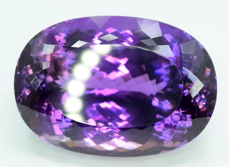 471 carats VS  Deep Purple Pink Natural Kunzite Loose Gemstone from Afghani