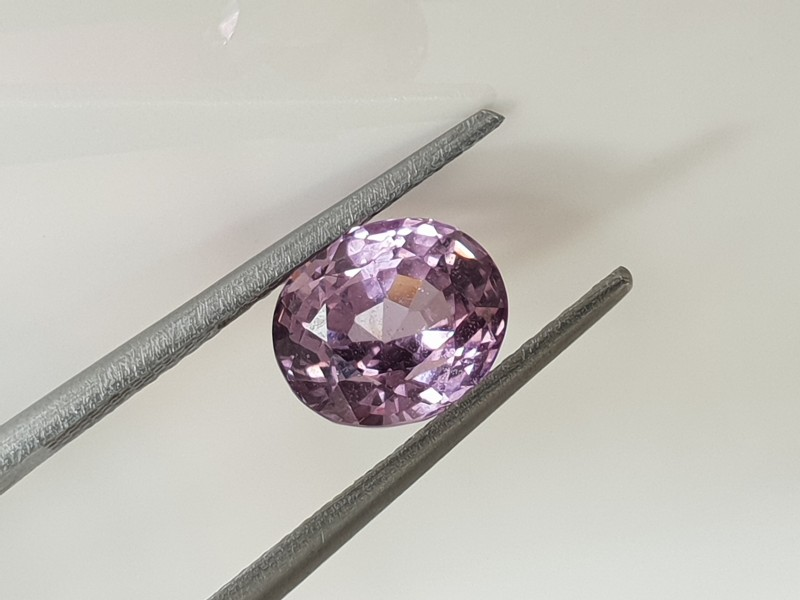 2,07ct GIA Certified lavender Spinel