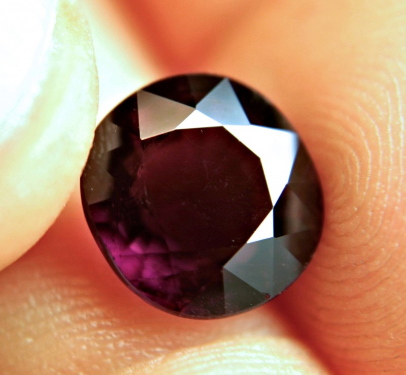5.18 Carat VS Elegant Purple Tourmaline